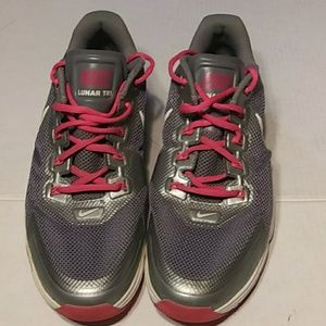 NIKE LUNAR TR1 TRAINING RUNNERS SIZE 12